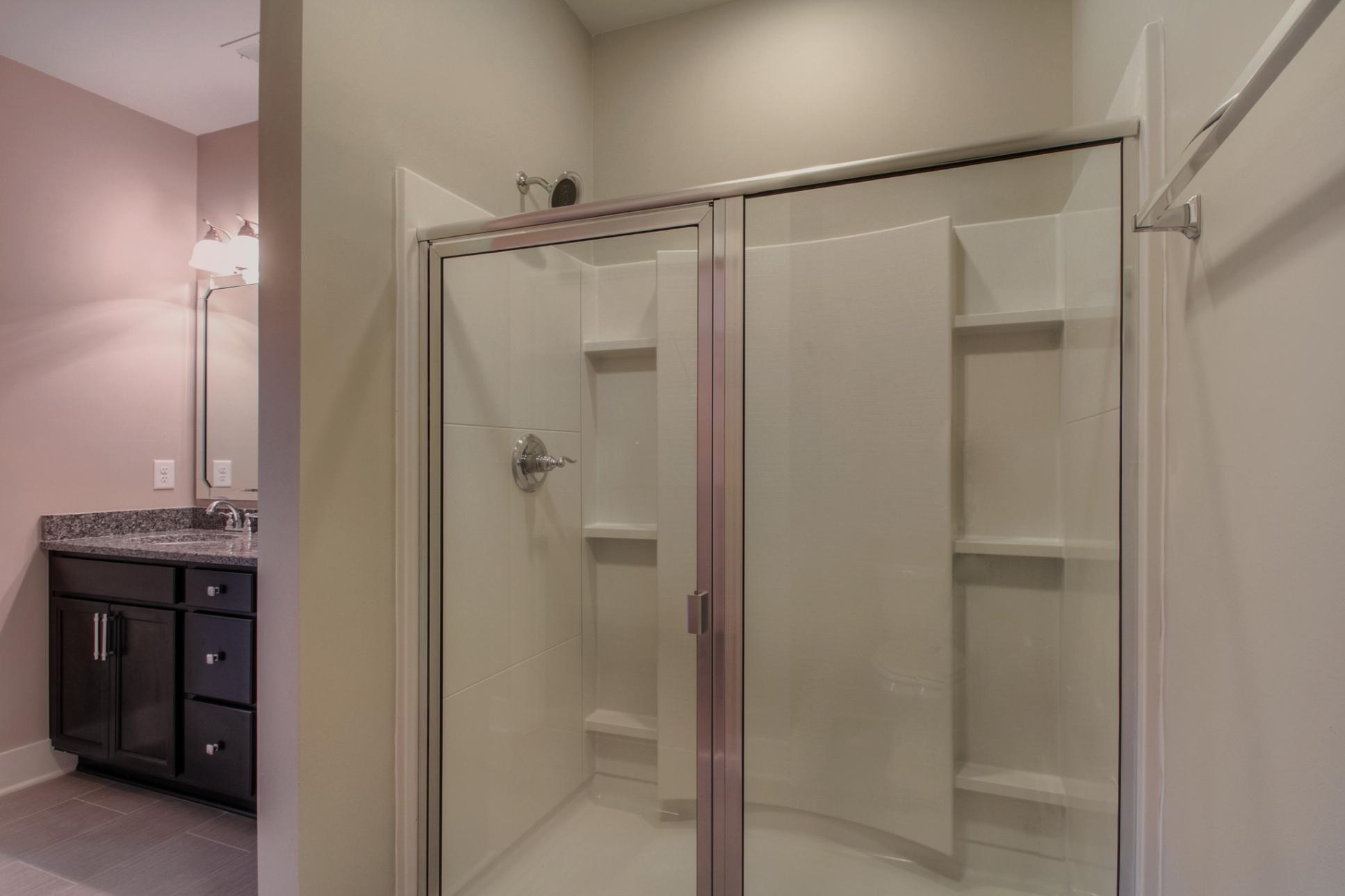 Bathroom featured in The Waverleigh Courtyard Cottage By Goodall Homes in Knoxville, TN