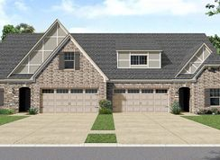 The Georgetown - Millstone Villas: Hendersonville, Tennessee - Goodall Homes