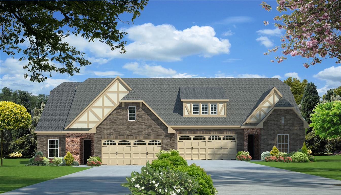 Exterior featured in The Arlington By Goodall Homes in Knoxville, TN