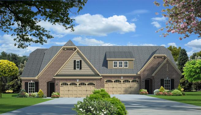 10153 Autumn Valley Lane Lot 1 (The Georgetown)