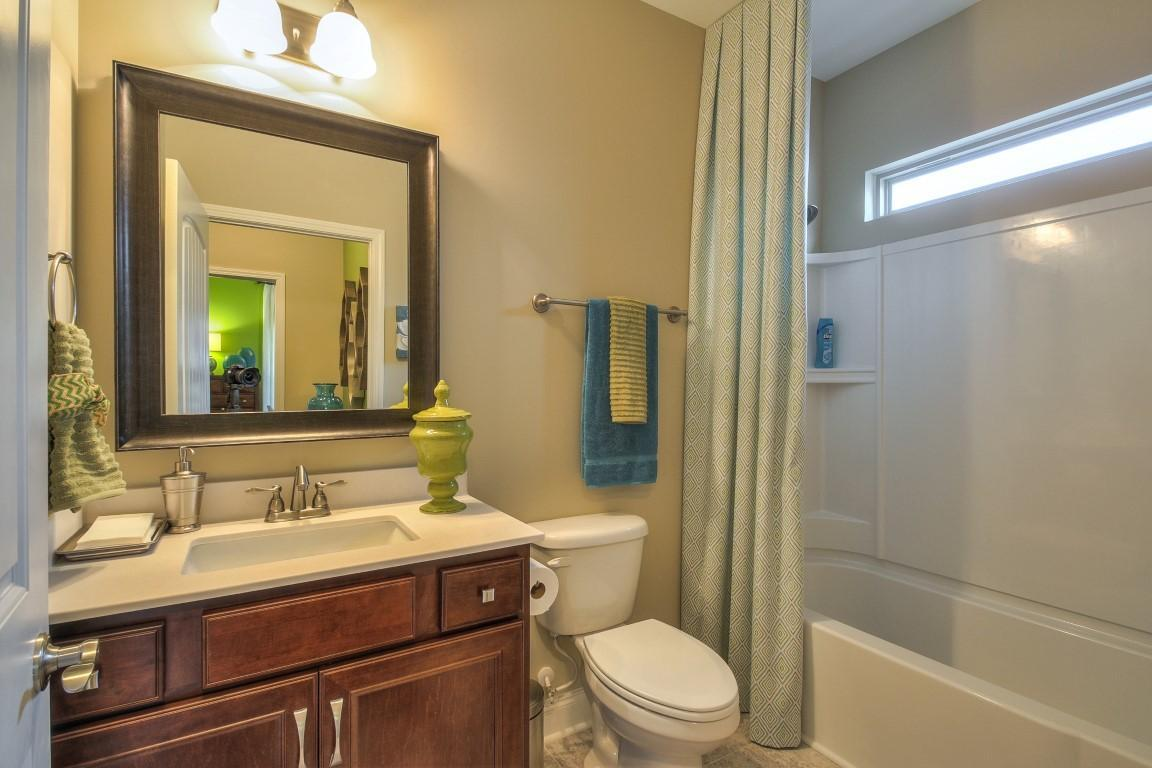 Bathroom featured in The Georgetown By Goodall Homes in Knoxville, TN
