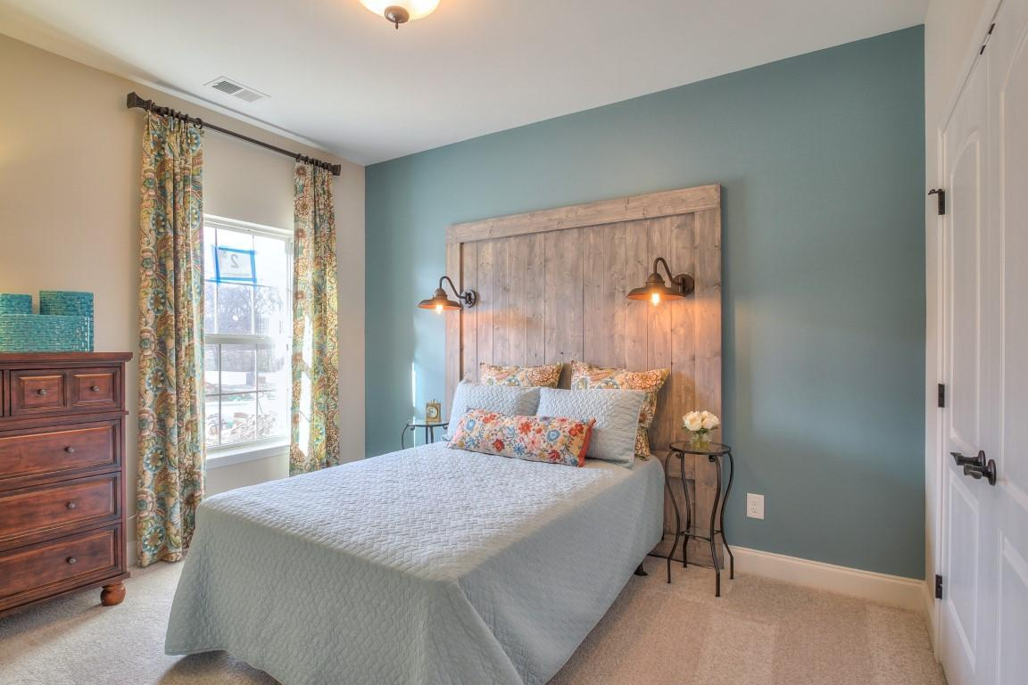 Bedroom featured in The Arlington By Goodall Homes in Knoxville, TN