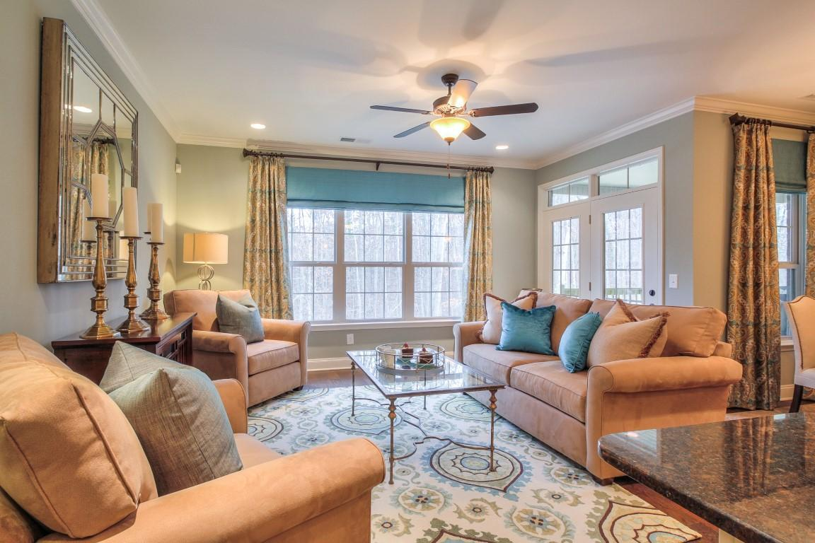 Living Area featured in The Arlington By Goodall Homes in Knoxville, TN