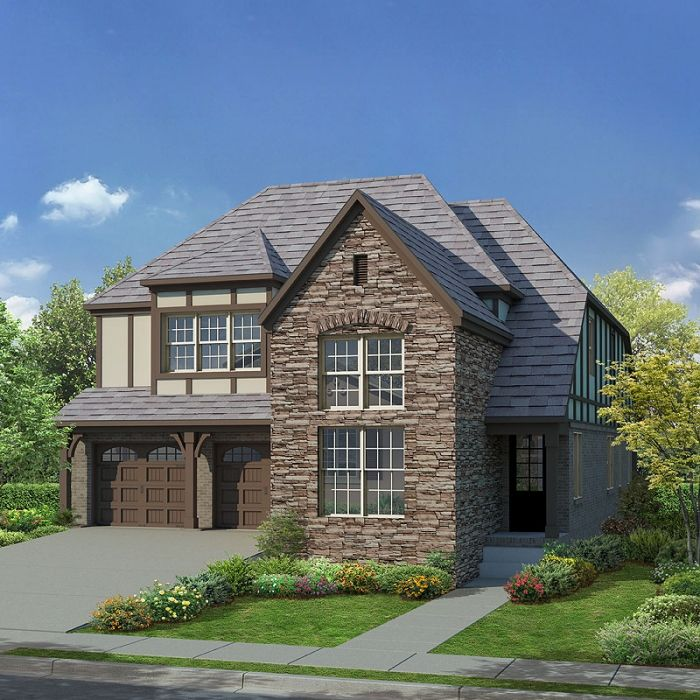 Exterior featured in The Lincoln By Goodall Homes in Nashville, TN