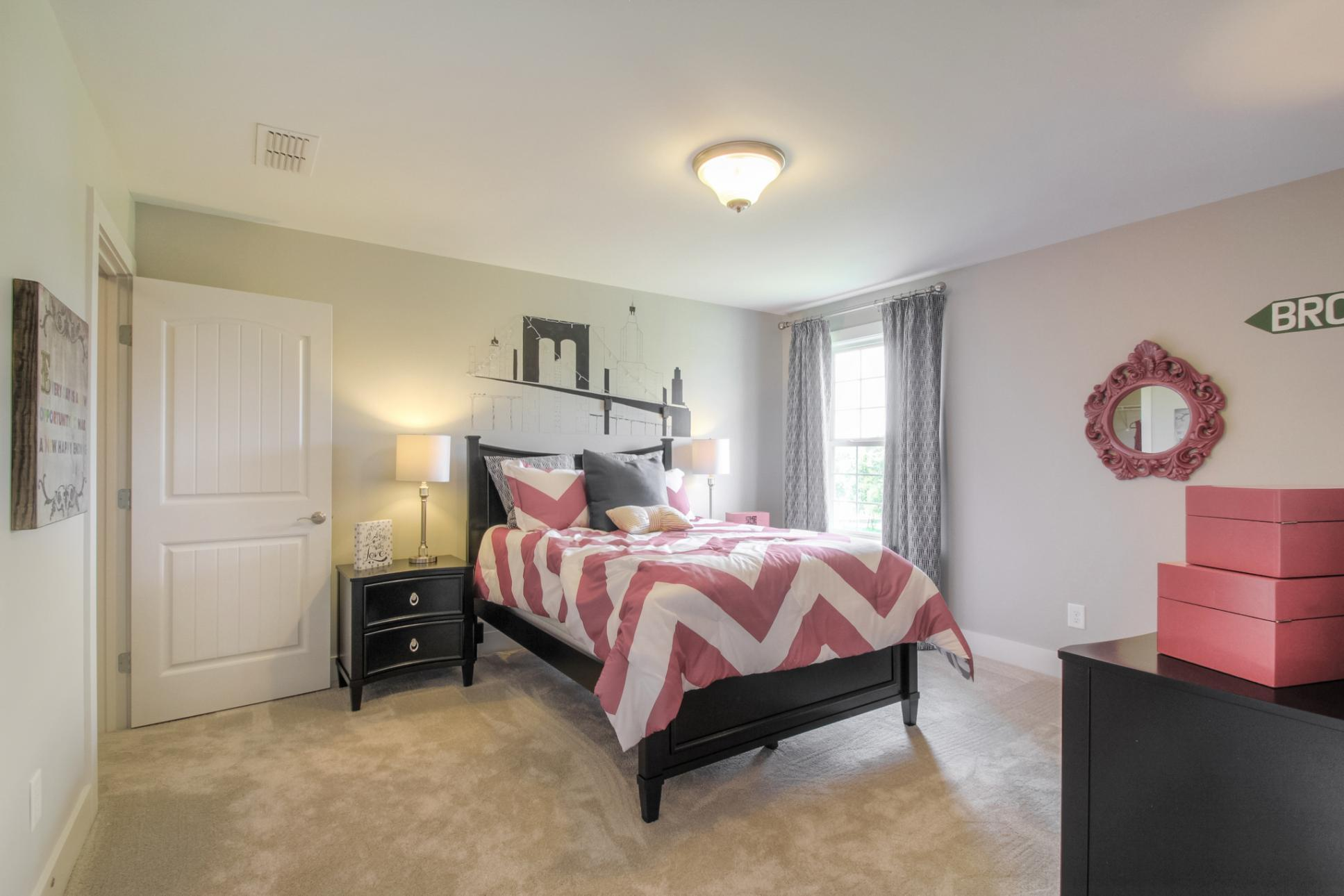 Bedroom featured in The Lincoln By Goodall Homes in Knoxville, TN