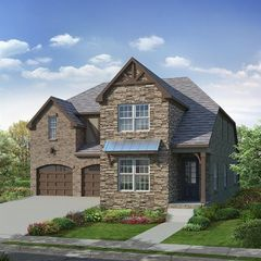 523 Lingering Way Lot 386 (The Jefferson)