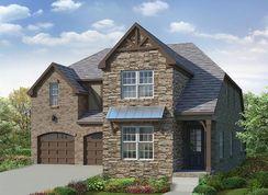 The Jefferson - Millstone: Hendersonville, Tennessee - Goodall Homes