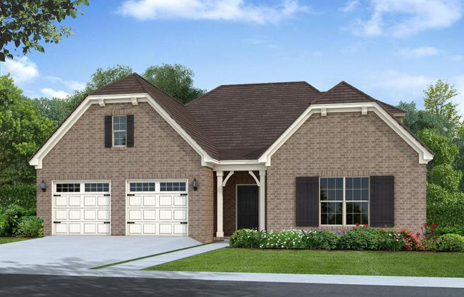 1357 Whispering Oaks Drive Lot 679 (The Lexington)