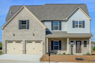 The Alexandria - The Reserve at Cambridge Farms: Gallatin, Tennessee - Goodall Homes