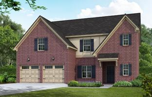The Alexandria - Hayden Hill: Knoxville, Tennessee - Goodall Homes