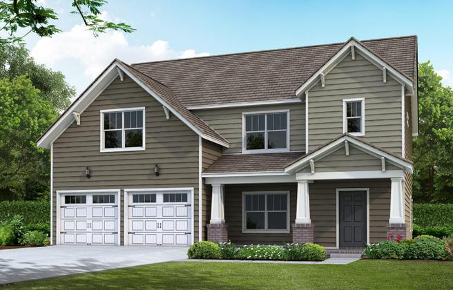 1538 Buttonwood Loop Lot 11 (The Alexandria)