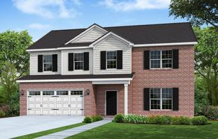 The Eliot - The Reserve at Cambridge Farms: Gallatin, Tennessee - Goodall Homes