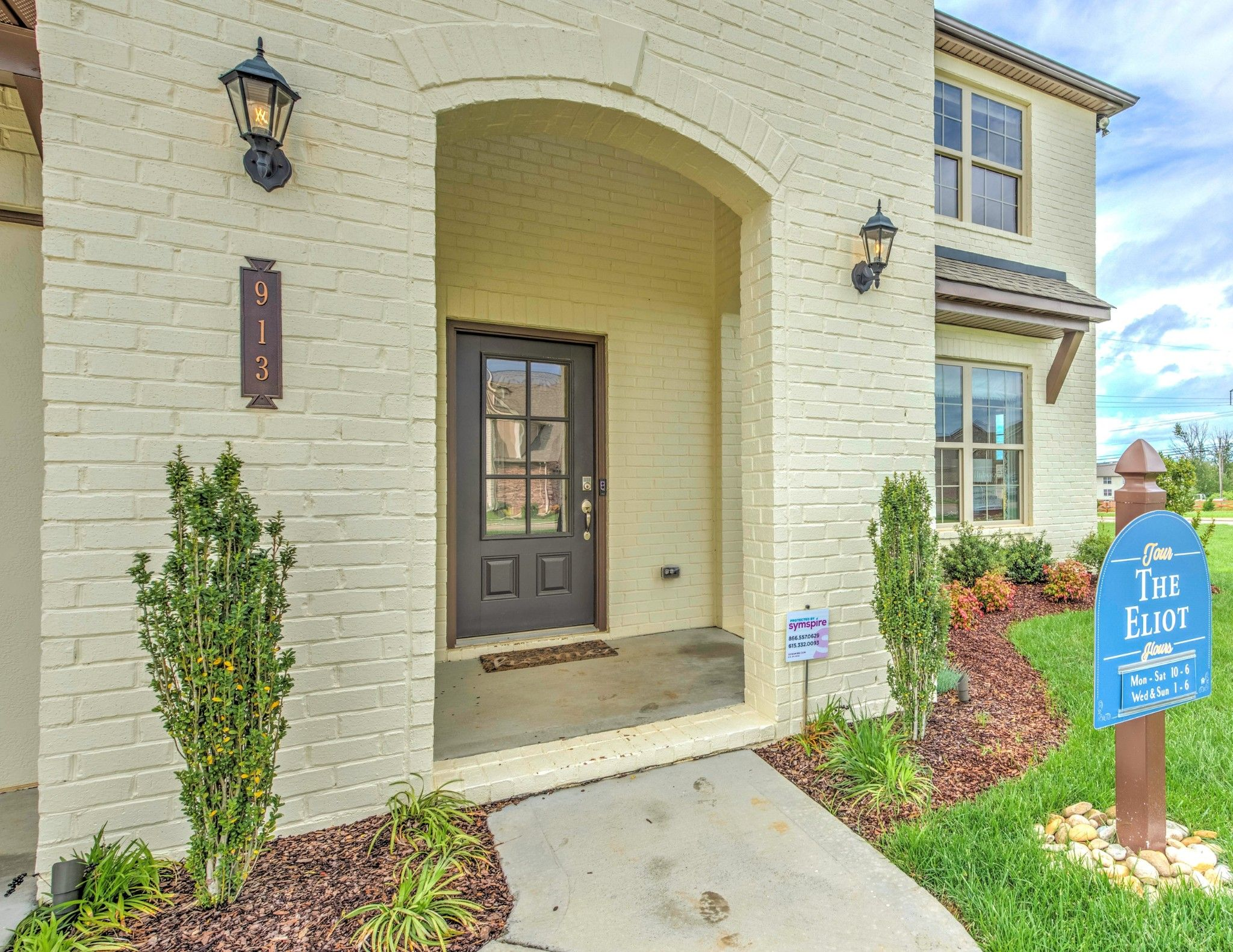 Exterior featured in The Eliot By Goodall Homes in Nashville, TN