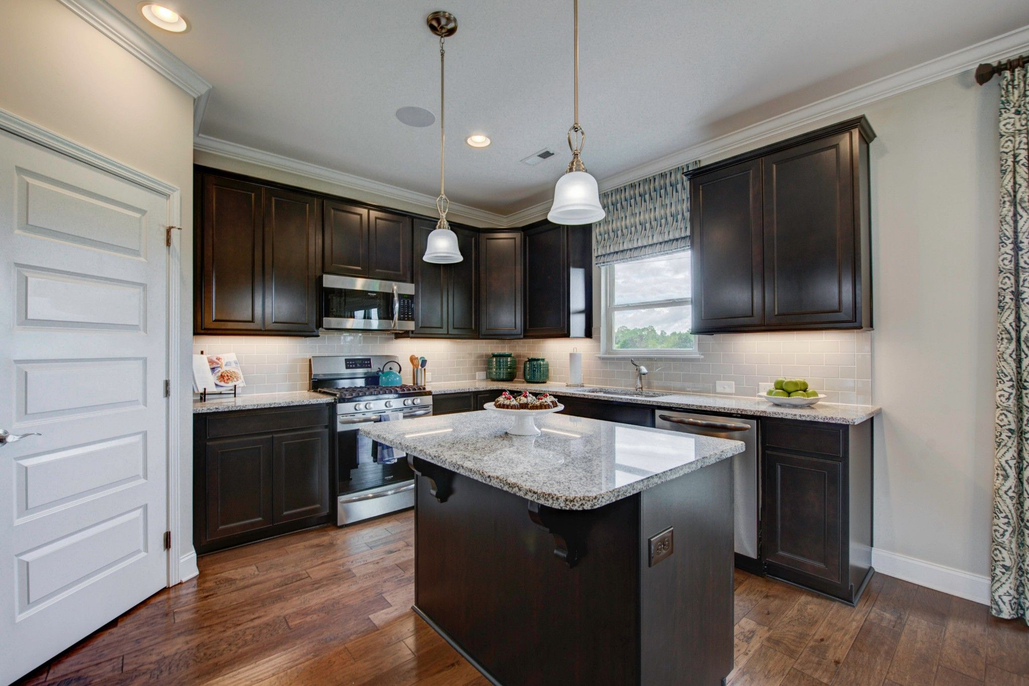 Kitchen featured in The Eliot By Goodall Homes in Knoxville, TN