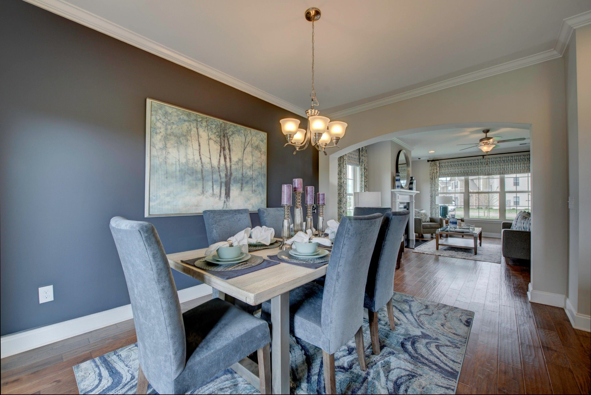 Living Area featured in The Eliot By Goodall Homes in Owensboro, KY