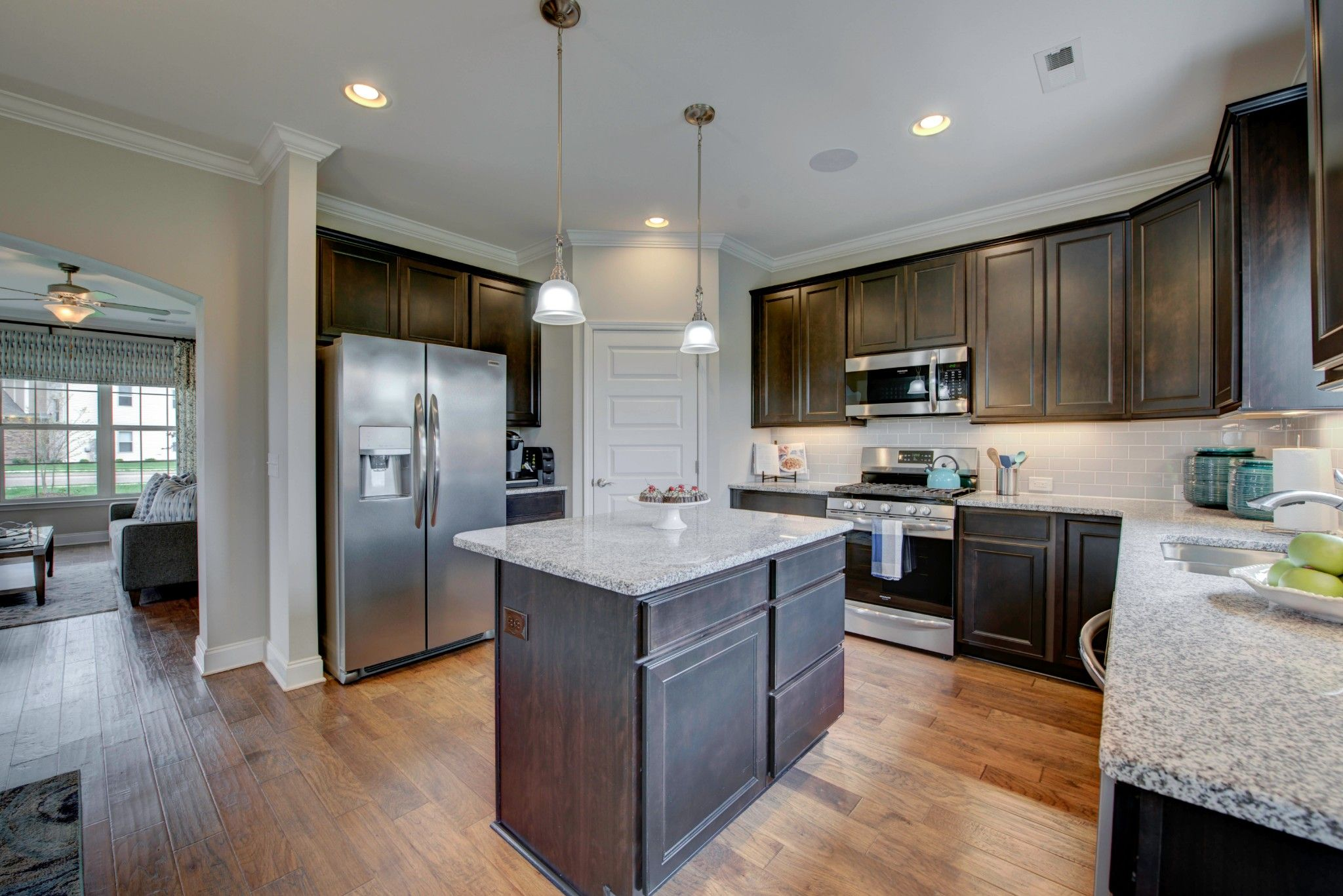 Kitchen featured in The Eliot By Goodall Homes in Nashville, TN