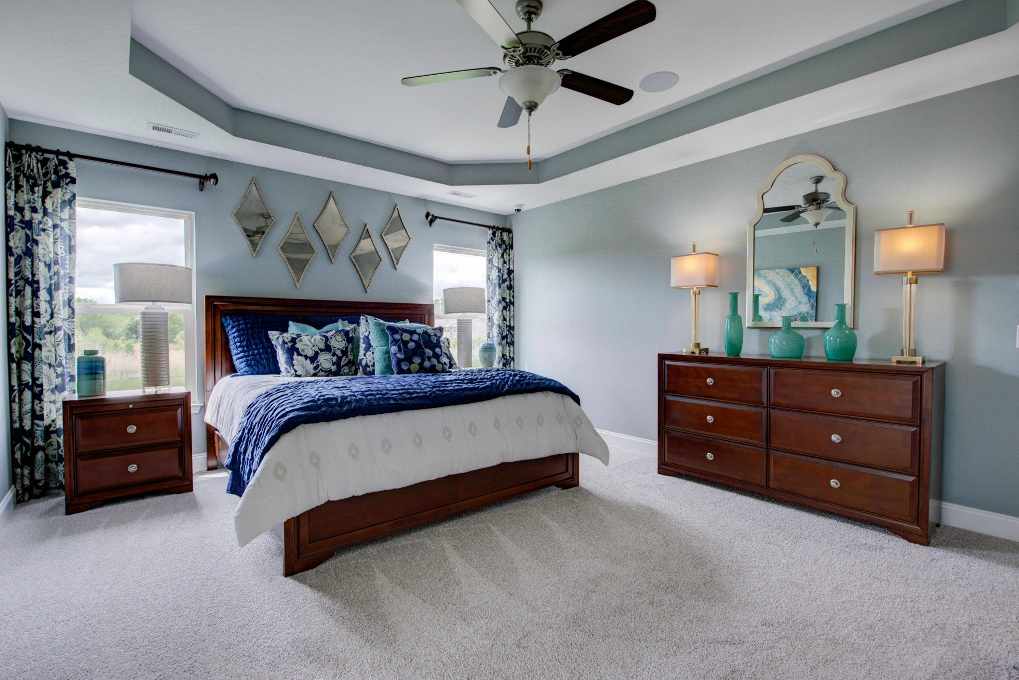Bedroom featured in The Eliot By Goodall Homes in Nashville, TN