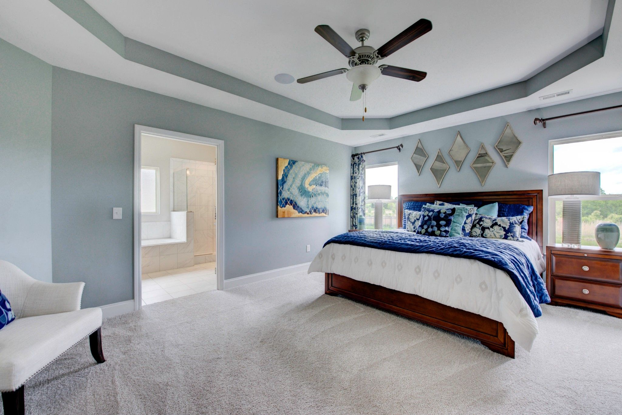 Bedroom featured in The Eliot By Goodall Homes in Knoxville, TN