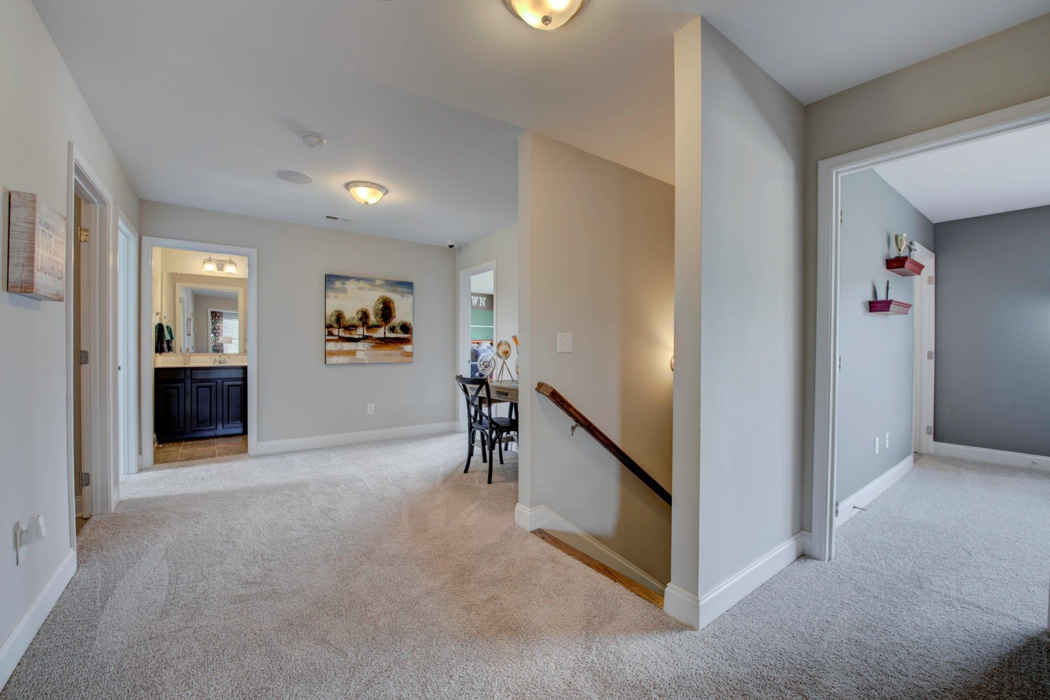 Living Area featured in The Eliot By Goodall Homes in Knoxville, TN