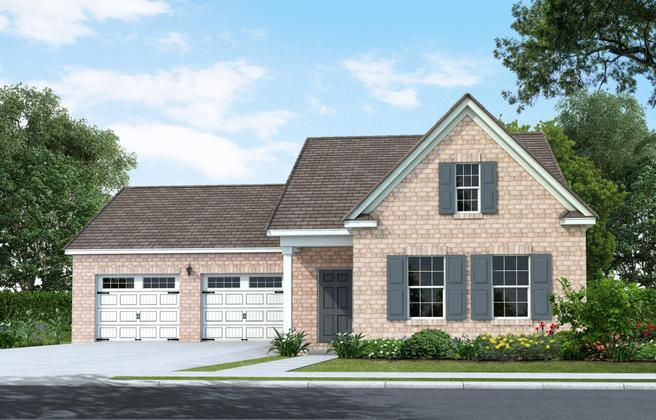 1603 Summit Ridge Lot 658 (The Cambridge)