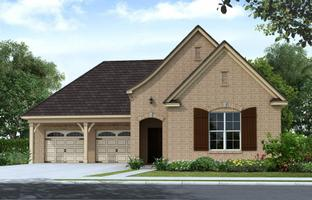 The Cambridge - Nichols Vale: Mount Juliet, Tennessee - Goodall Homes