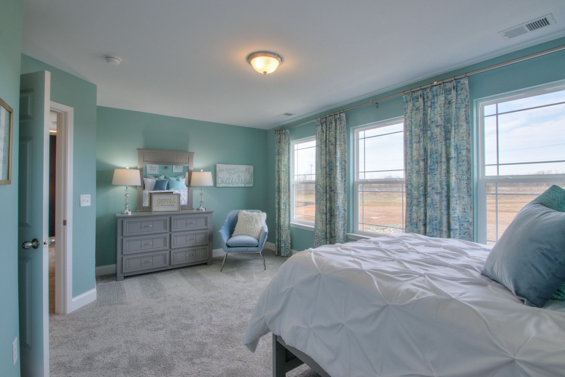 Bedroom featured in The Baymont By Goodall Homes in Nashville, TN