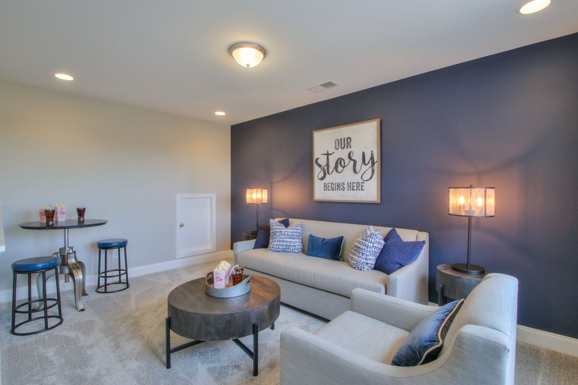 Living Area featured in The Baymont By Goodall Homes in Knoxville, TN