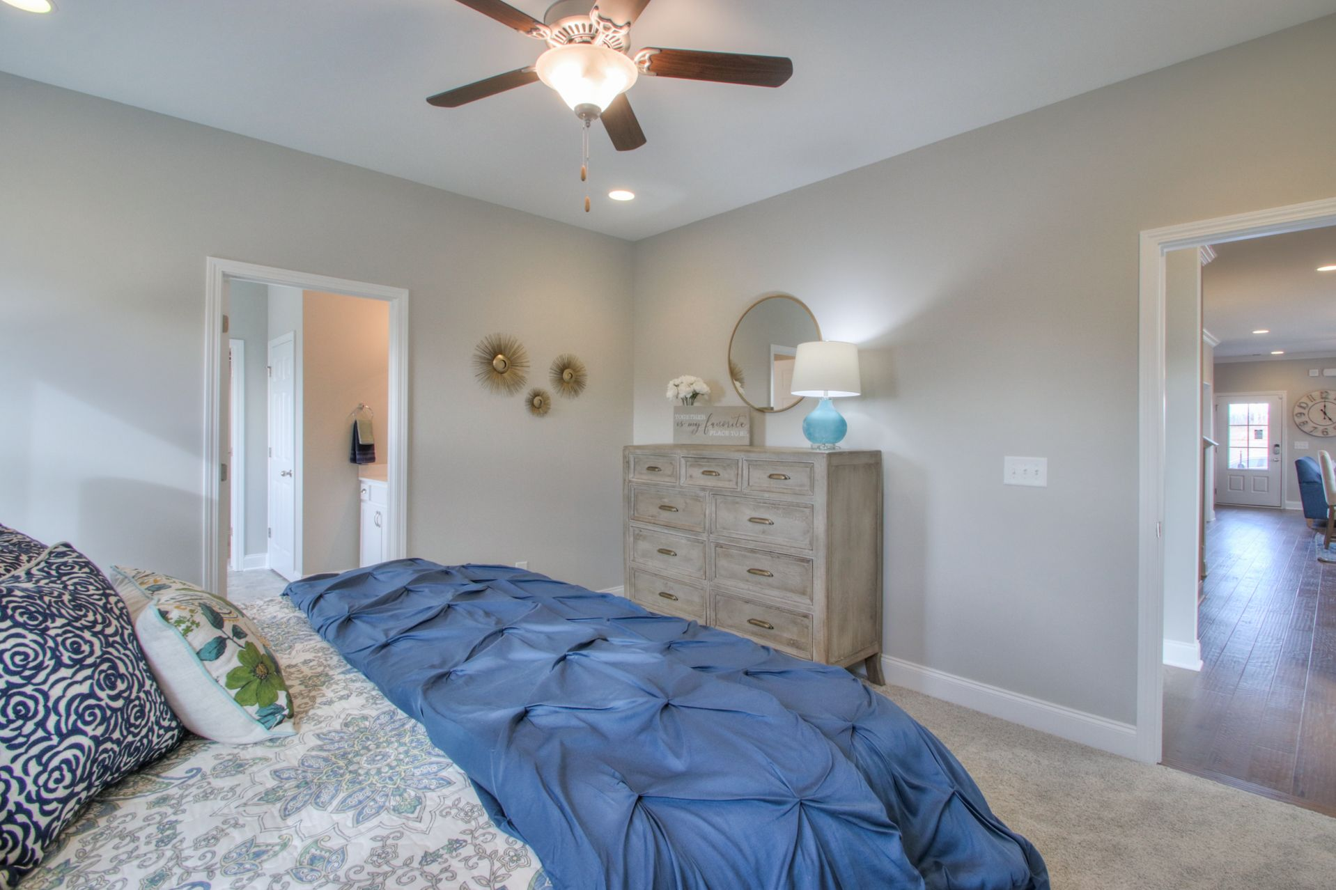 Bedroom featured in The Baymont By Goodall Homes in Knoxville, TN
