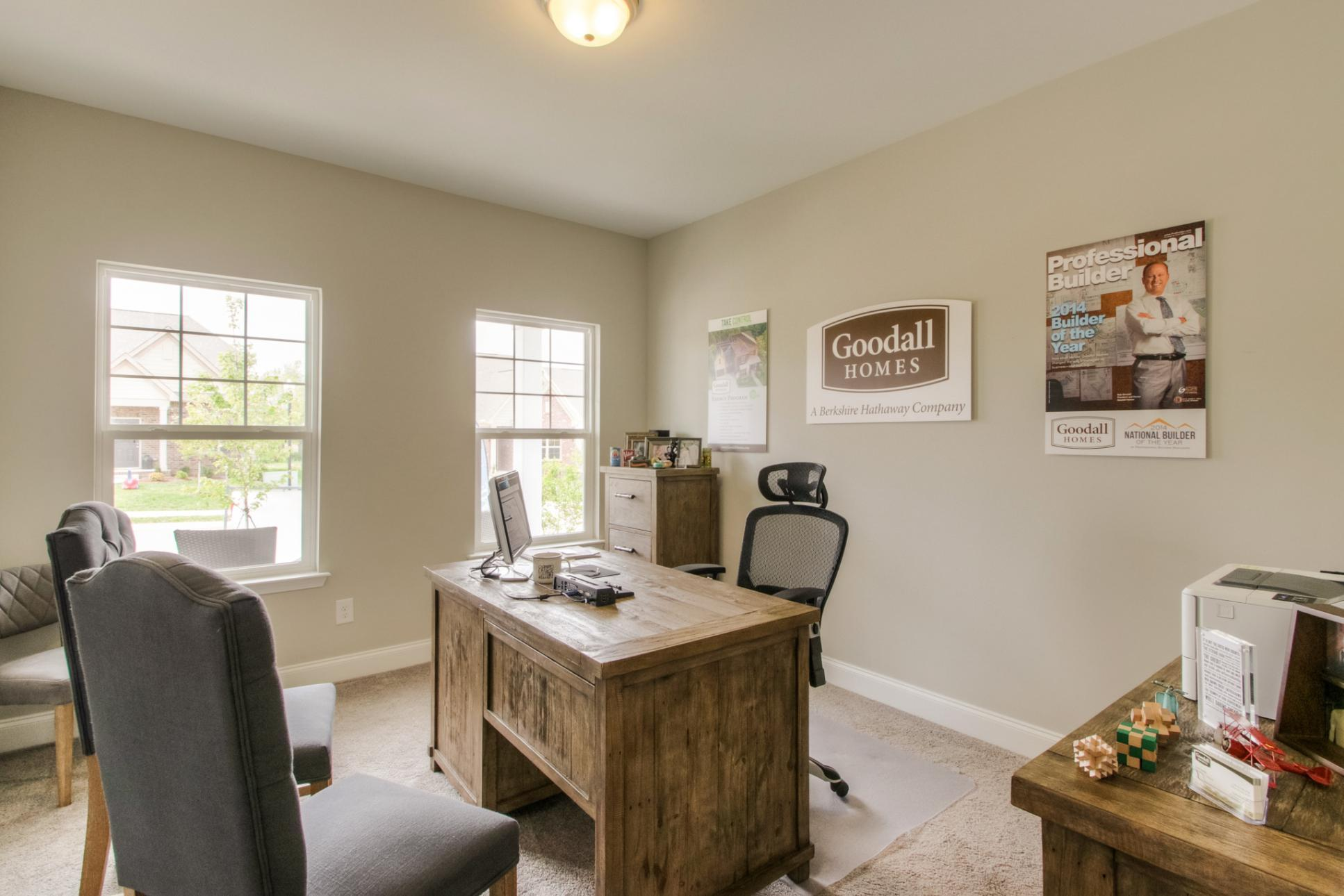 Living Area featured in The Woodmont By Goodall Homes in Knoxville, TN