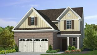 The Davidson - The Reserve at Cambridge Farms: Gallatin, Tennessee - Goodall Homes