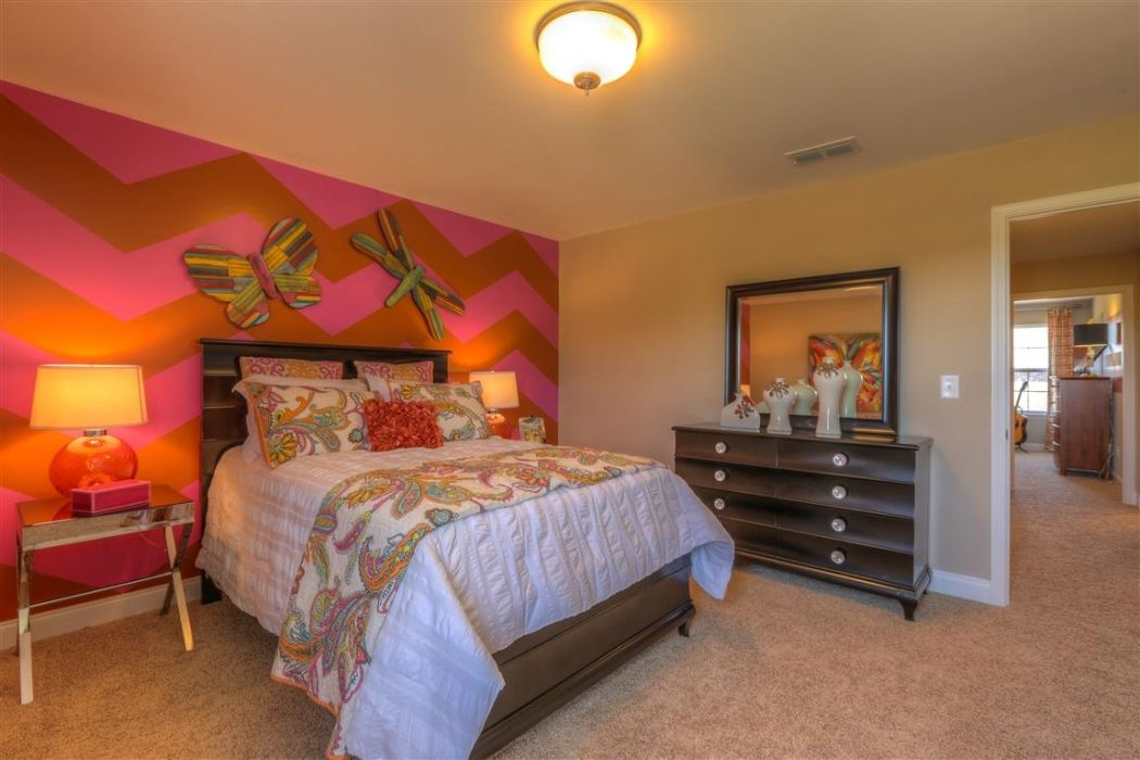 Bedroom featured in The Grant By Goodall Homes in Knoxville, TN