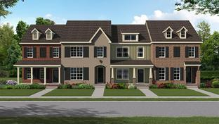 The Monterey - The Knoll at Fairvue Townhomes: Gallatin, Tennessee - Goodall Homes