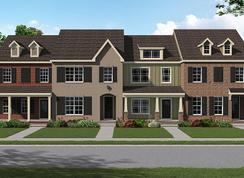 The Monterey - Kensington Downs: Gallatin, Tennessee - Goodall Homes