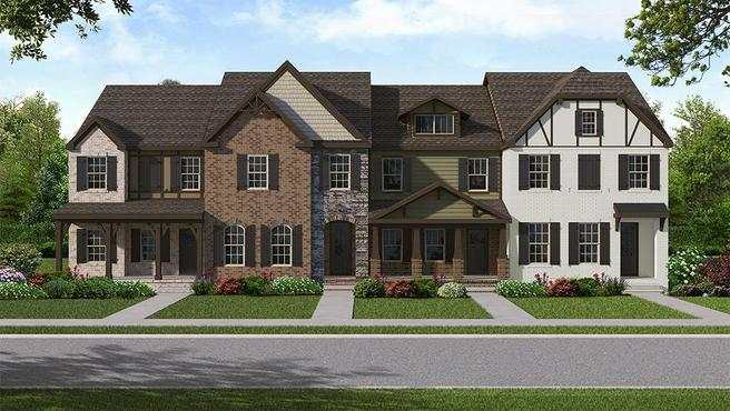 385 Carriage House Lane Lot 501 (The Monterey)