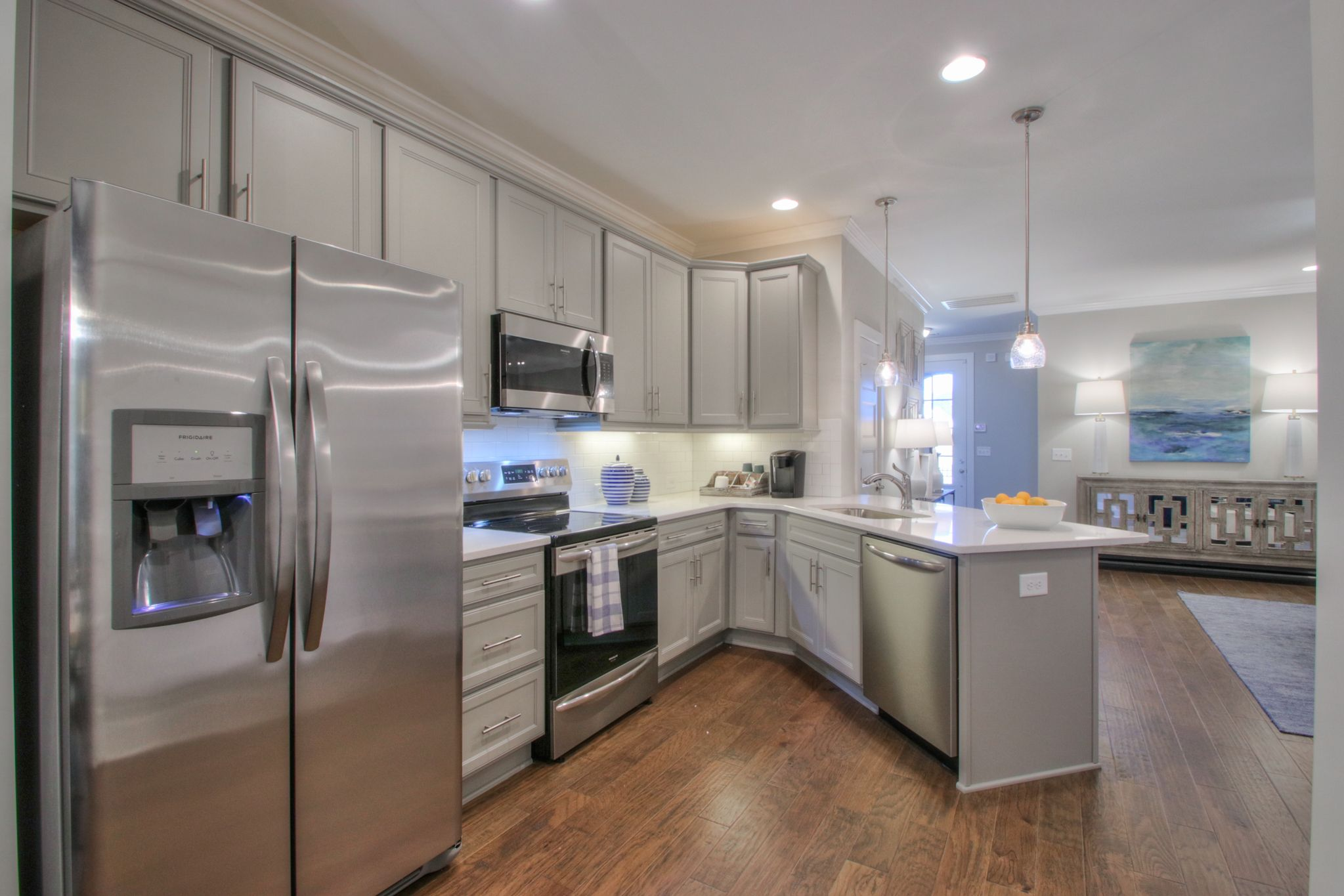 Kitchen featured in The Monterey By Goodall Homes in Nashville, TN