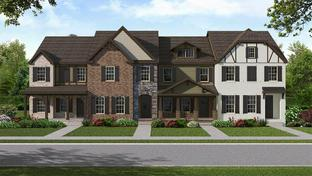 159 Grandstand Blvd Lot 214 - Kensington Downs Townhomes: Gallatin, Tennessee - Goodall Homes
