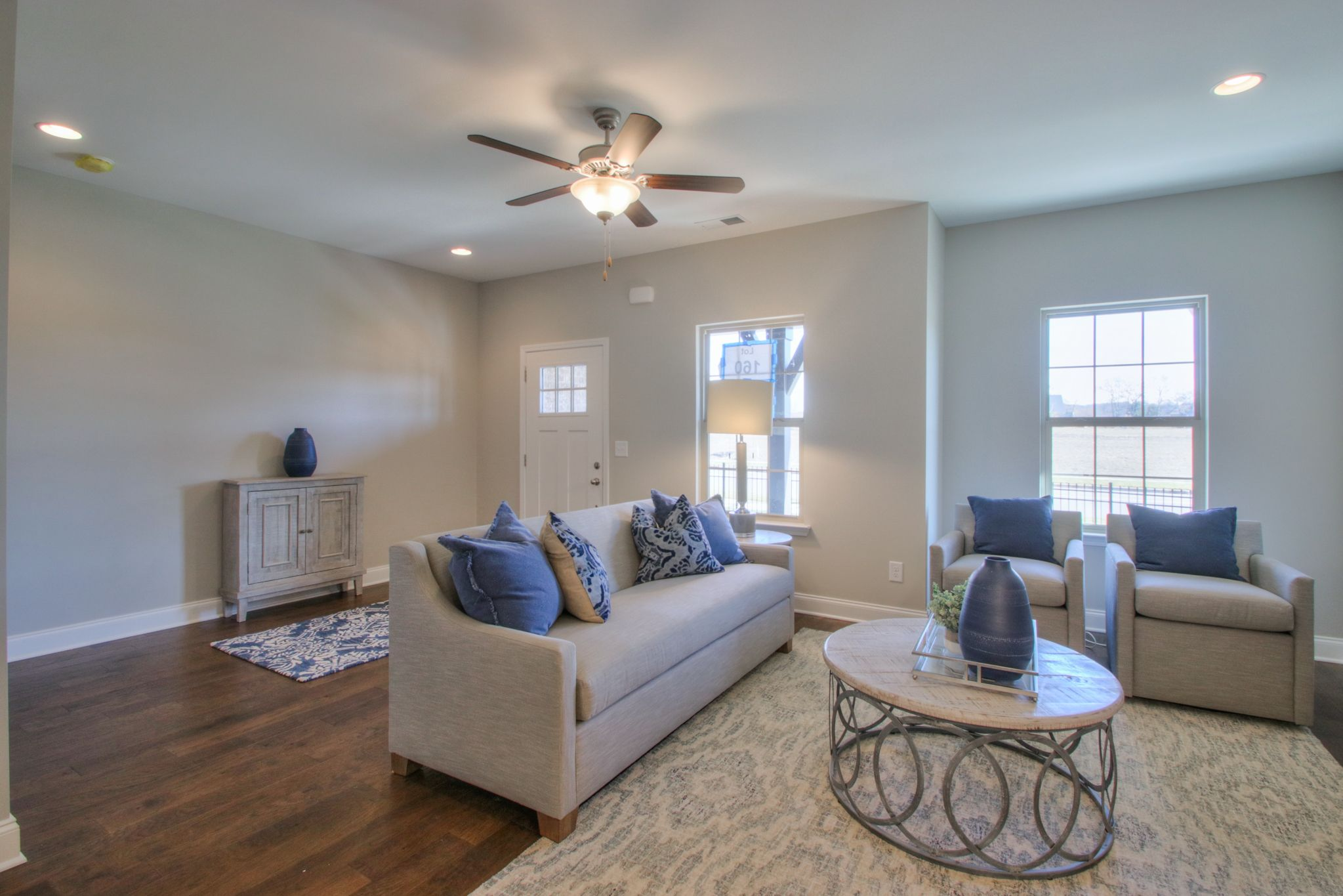 Living Area featured in The Newport By Goodall Homes in Nashville, TN