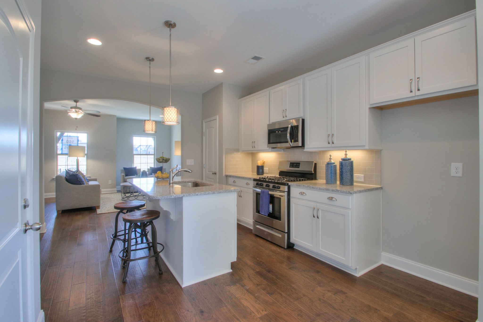 Kitchen featured in The Newport By Goodall Homes in Nashville, TN