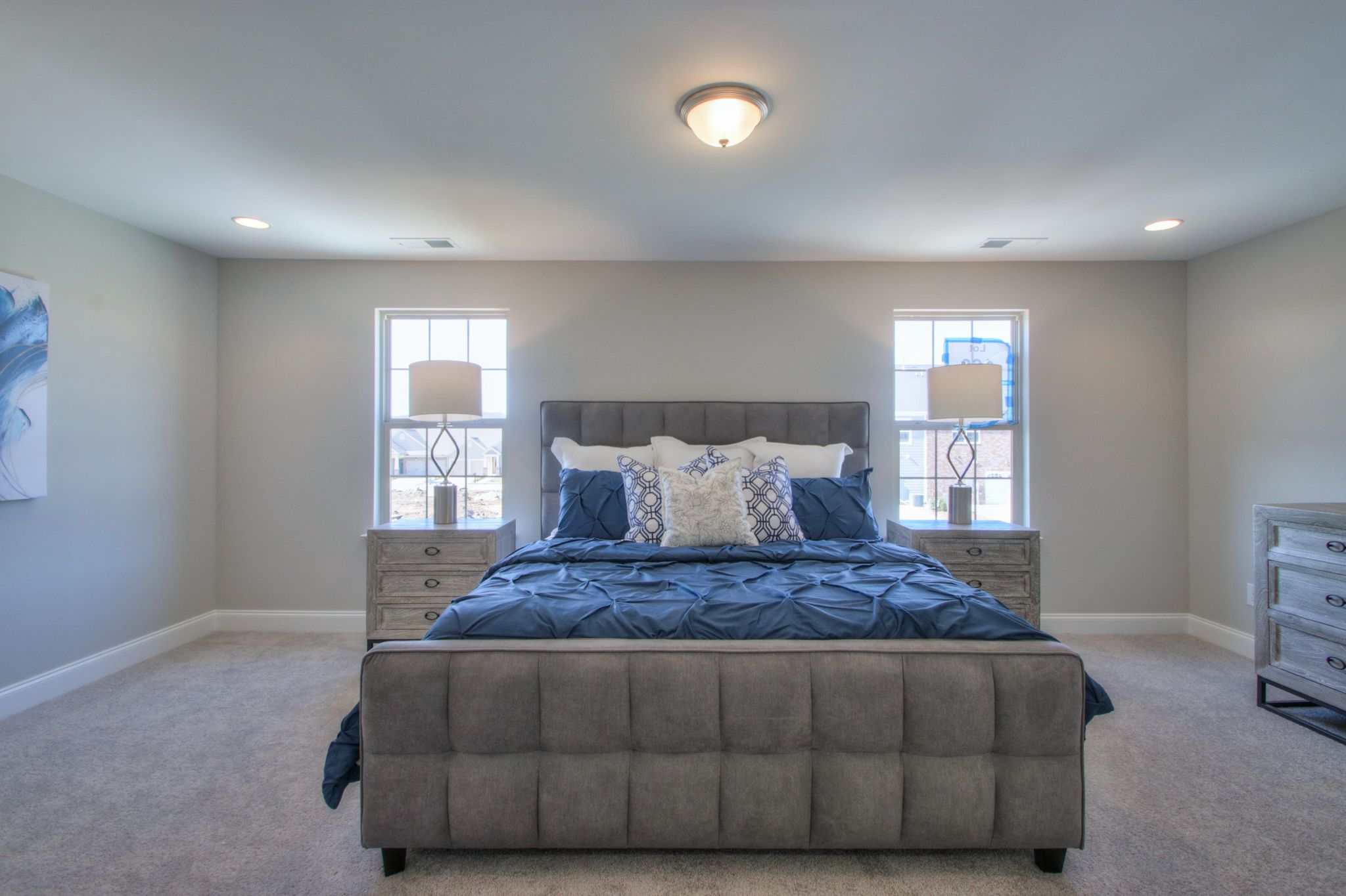 Bedroom featured in The Newport By Goodall Homes in Nashville, TN