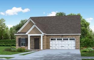 The Springmont - Ricketts Farm: Athens, Alabama - Goodall Homes
