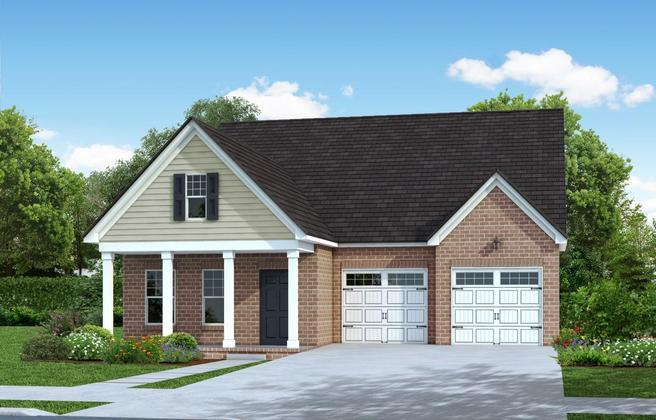 564 Oakvale Lane Lot 65 (The Springmont)