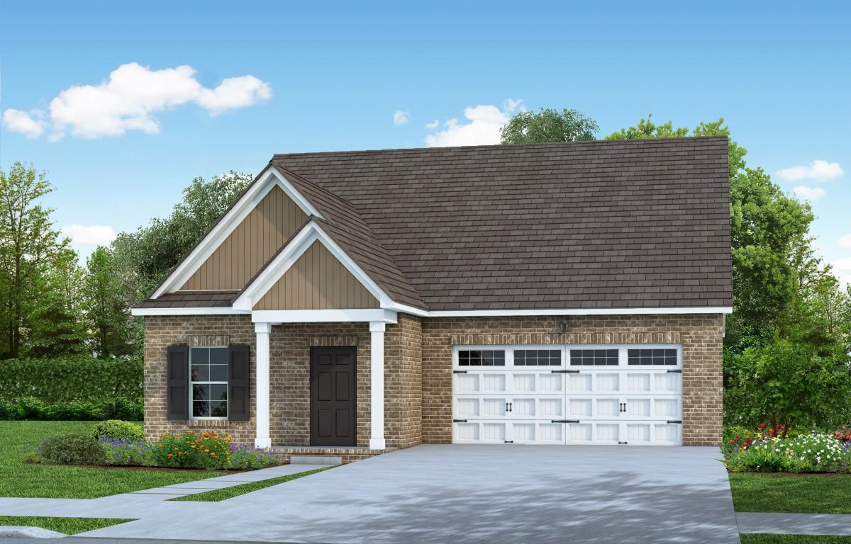 Exterior featured in The Springmont By Goodall Homes in Owensboro, KY