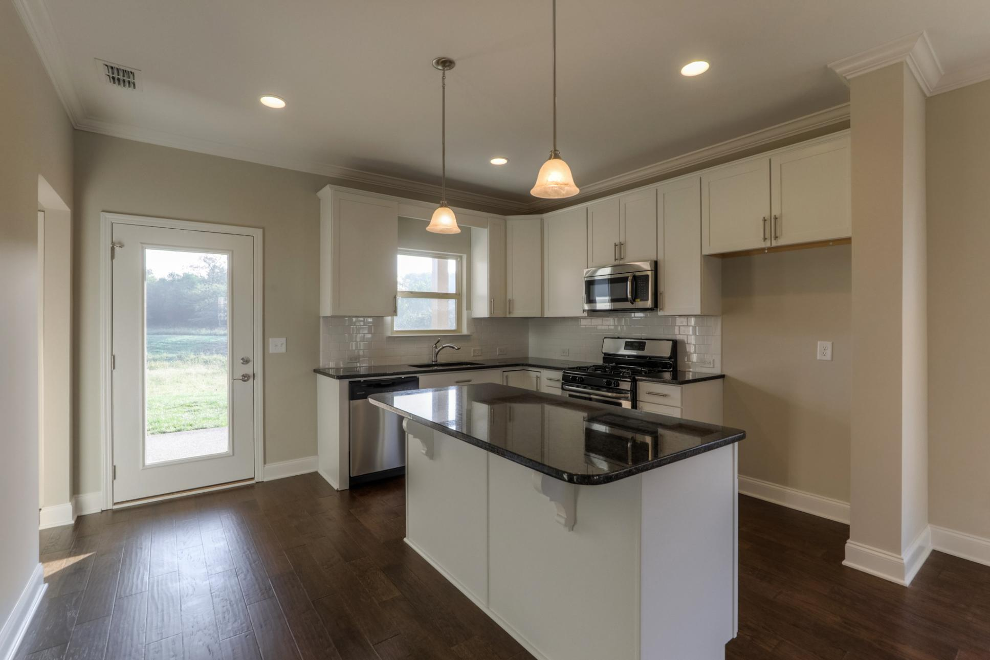 Kitchen featured in The Springmont By Goodall Homes in Huntsville, AL