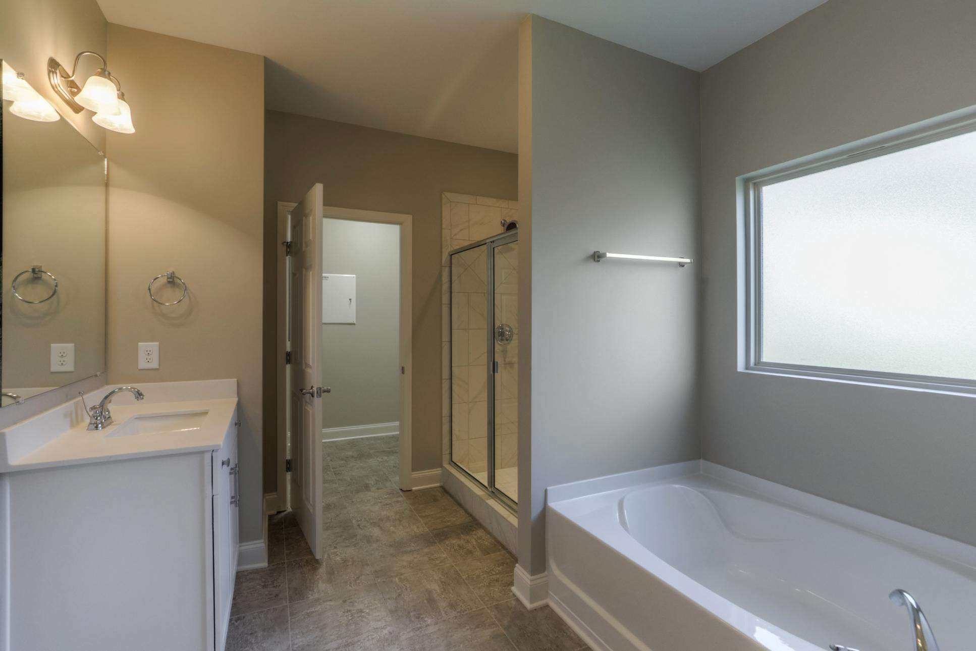Bathroom featured in The Springmont By Goodall Homes in Knoxville, TN