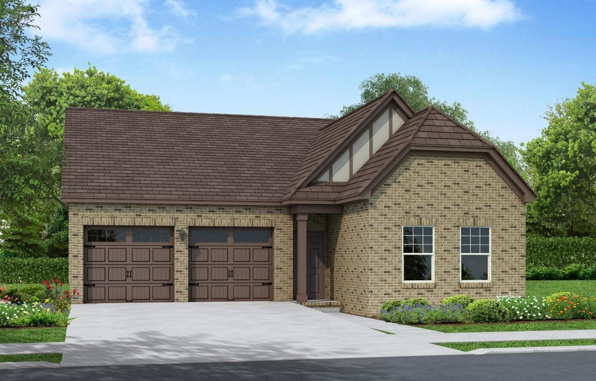 Exterior featured in The Ridgemont By Goodall Homes in Owensboro, KY