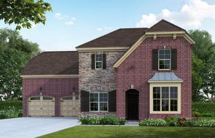 The Savannah - Nichols Vale: Mount Juliet, Tennessee - Goodall Homes