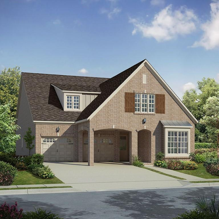 Exterior featured in The Washington By Goodall Homes in Nashville, TN