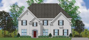 The McKenna II - Hays Farm - The Forest: Huntsville, Alabama - Goodall Homes