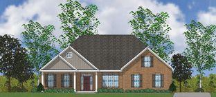 The Ellstowe - Hays Farm - The Forest: Huntsville, Alabama - Goodall Homes