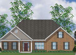 The Ellstowe - Hampton Ridge: Huntsville, Alabama - Goodall Homes
